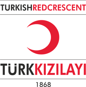 Crescent vector red. Turkish logo cdr free