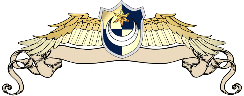 Crest banner png. Bl academy by winstonthebutterfly