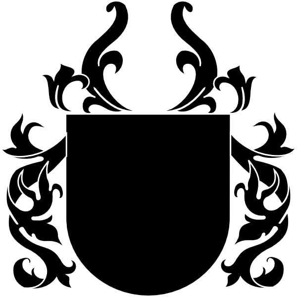 Image black hi animal. Crest png graphic freeuse library