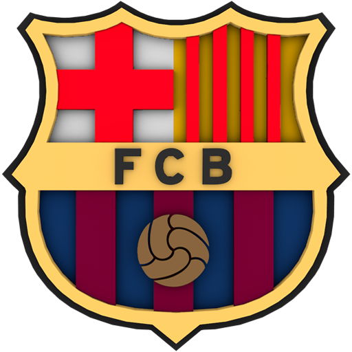 Fcb football logo sports. Crest png clear background image transparent