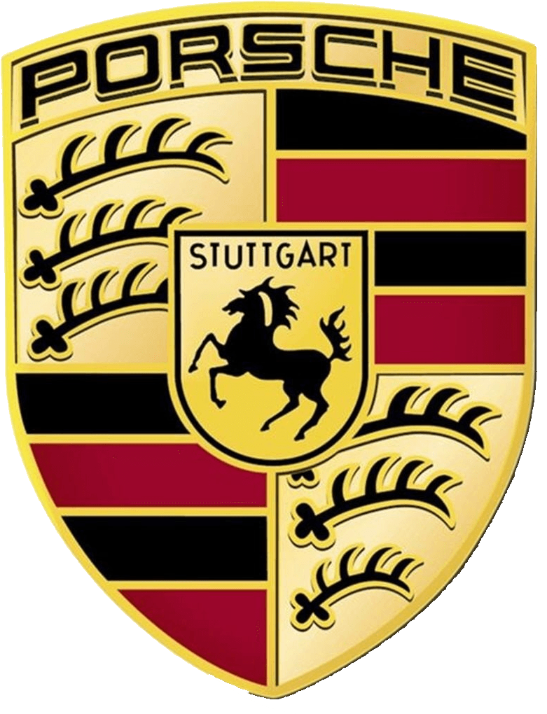 Crest png clear background. Logo porsche transparent stickpng