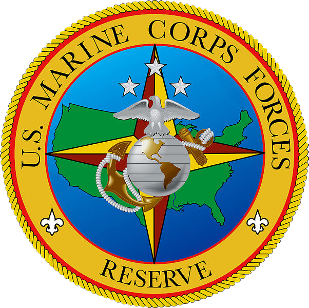 File marine forces reserve. Crest png clear background jpg royalty free library