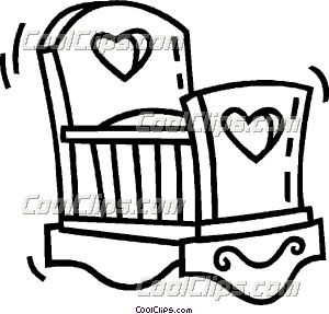 Panda free images. Crib clipart black and white