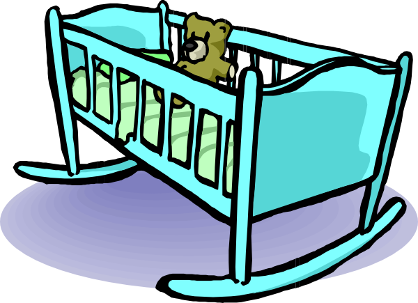 Crib drawing. Baby at getdrawings com