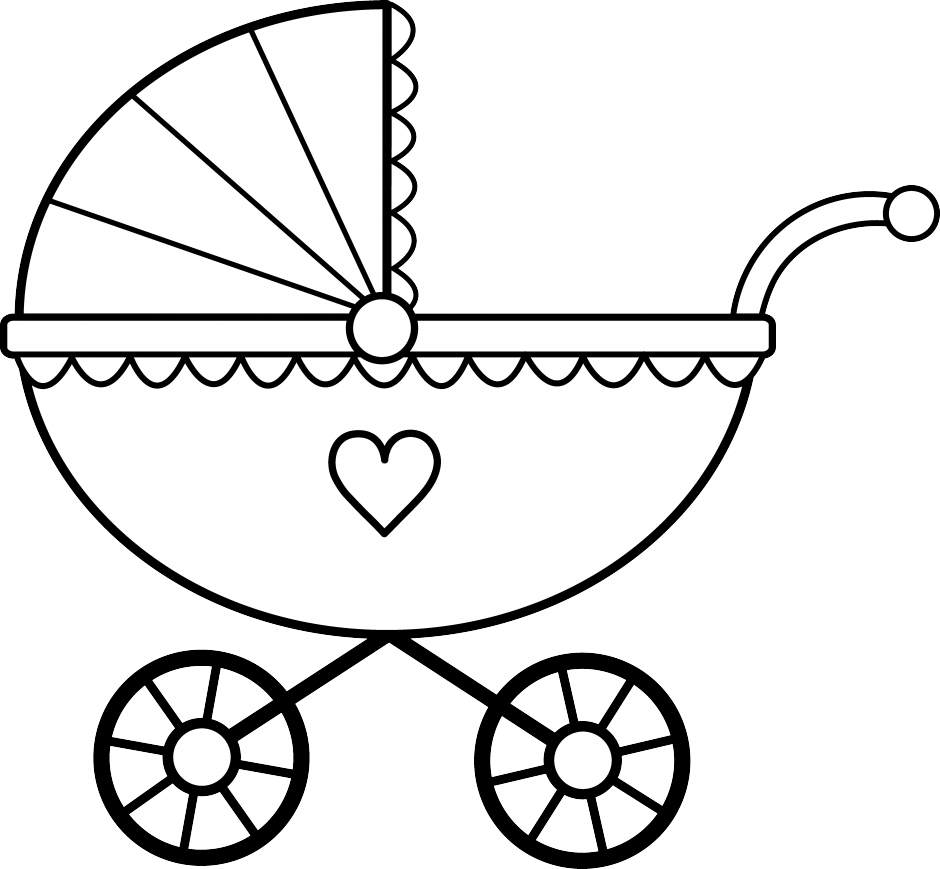 Free cliparts download clip. Crib clipart vector black and white library