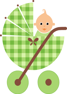 Crib drawing pacifier. Baby clip art tags