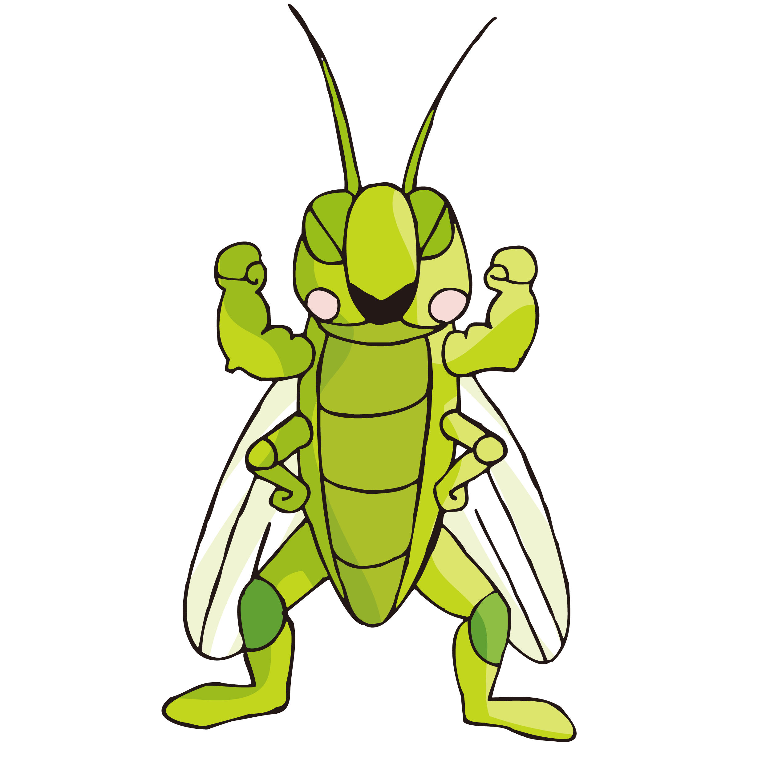 Cricket clipart. Cartoon images gallery for