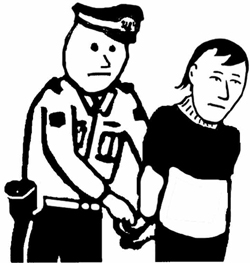 Crime clipart criminal law. Topic alternative measures lawlessons