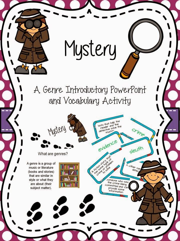 Crime clipart mystery genre. I m on a