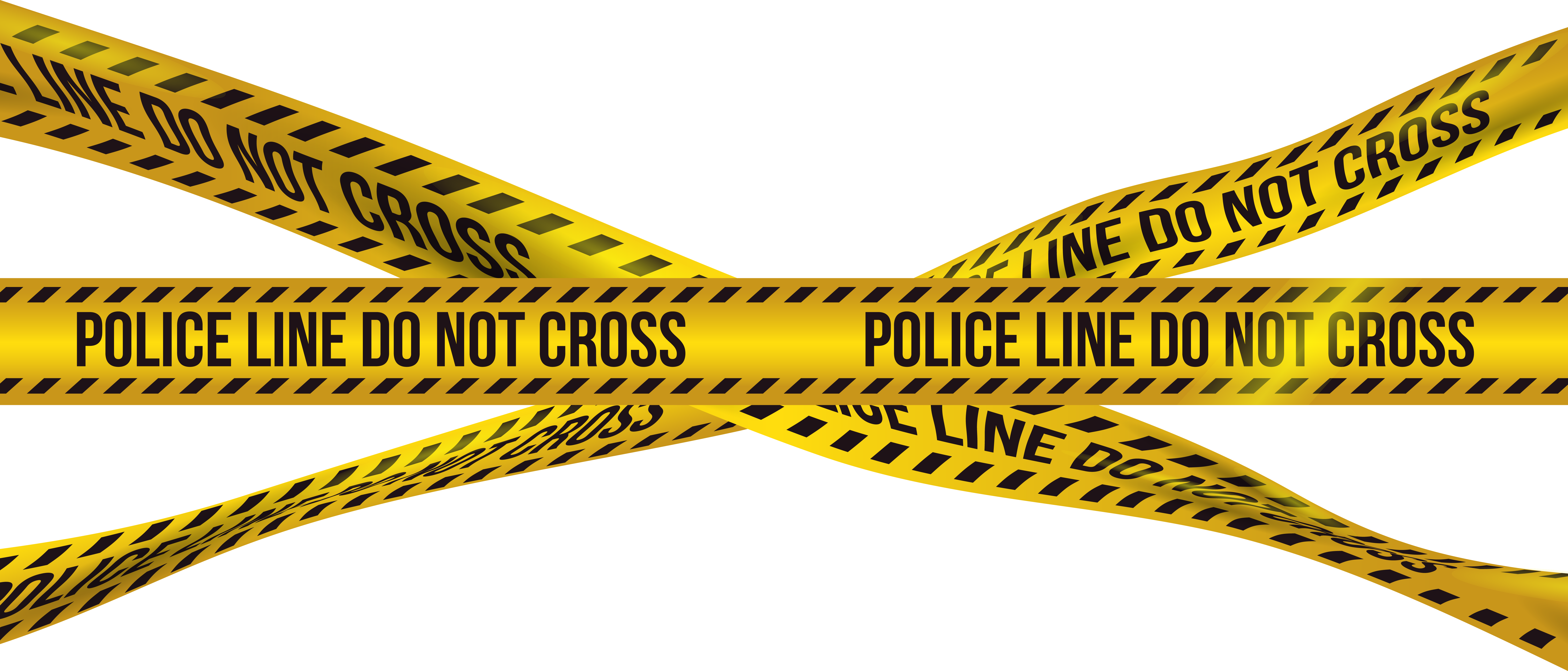 Police line do not cross png. Barricade crime tape clip