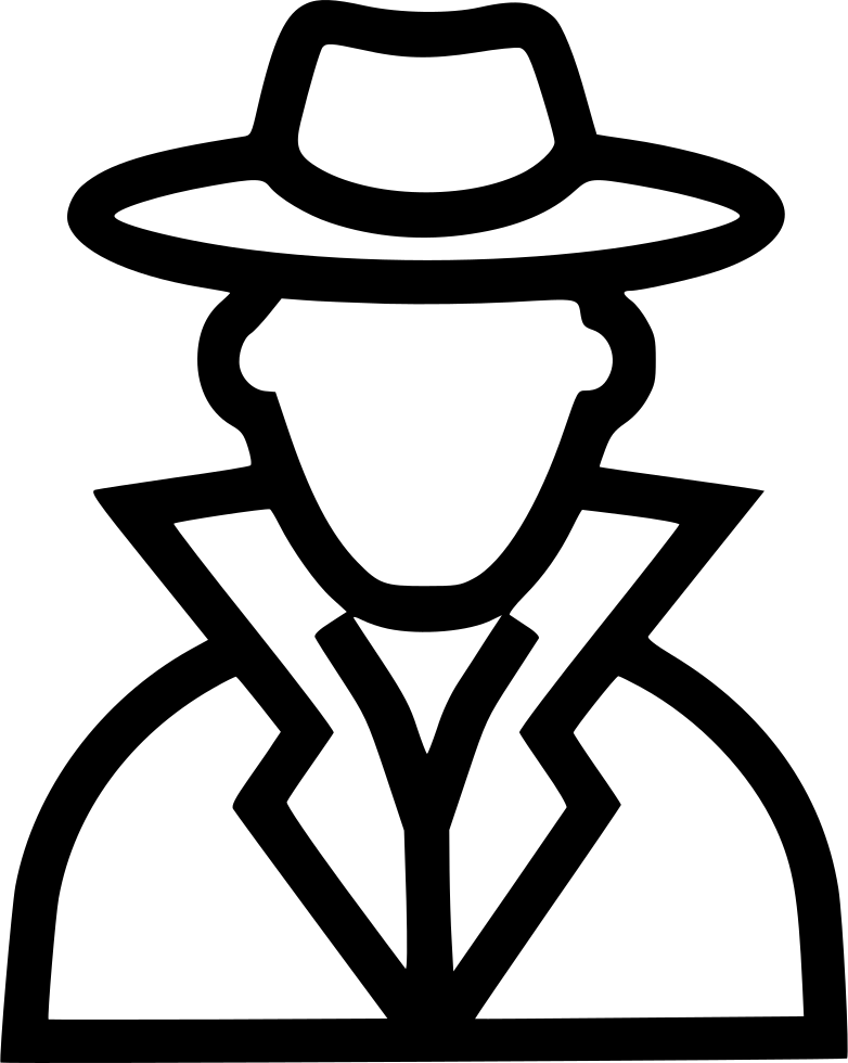 Criminal drawing 19th century. Svg png icon free