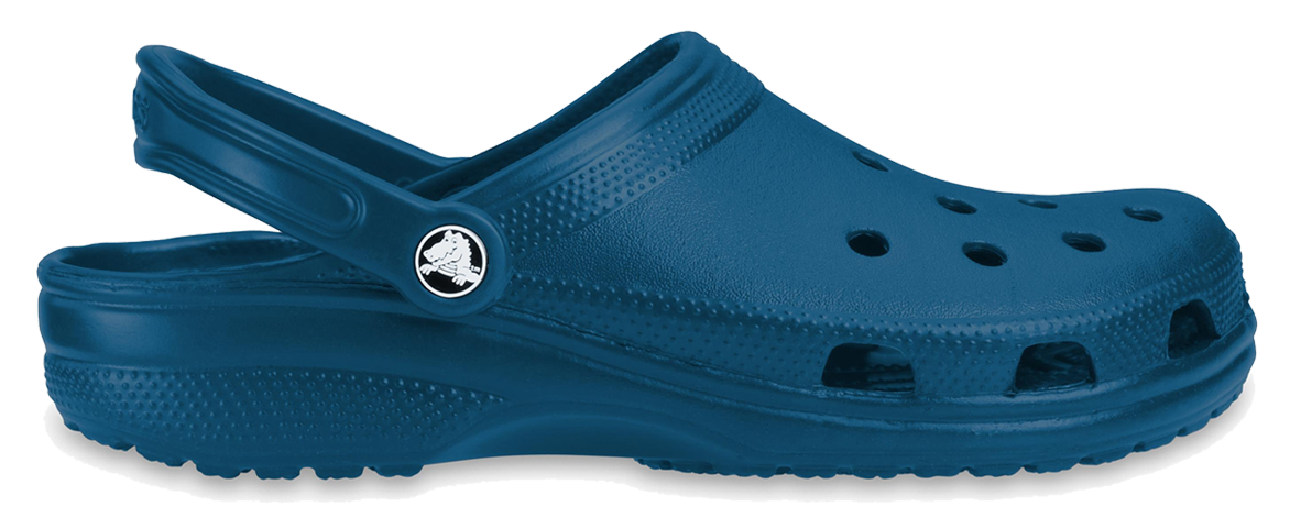 Croc shoe png. Happy feet intl crocs