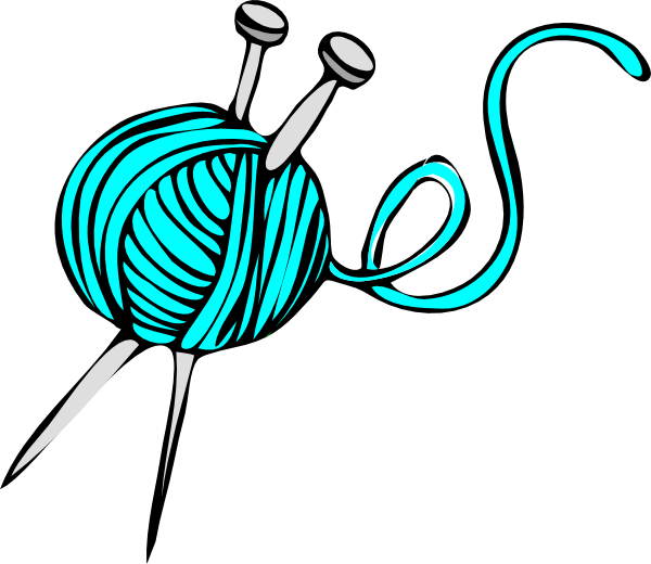 knitting vector yarn