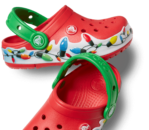 Crocs drawing charm. Gifts for the family