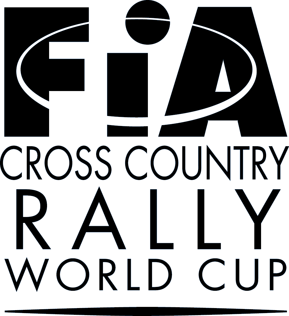 Cross country logo png. File fia rally world