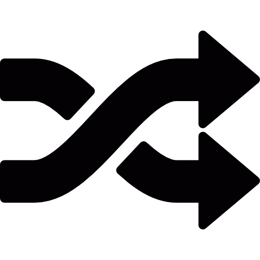 Arrow png icon. Crossed arrows free icons