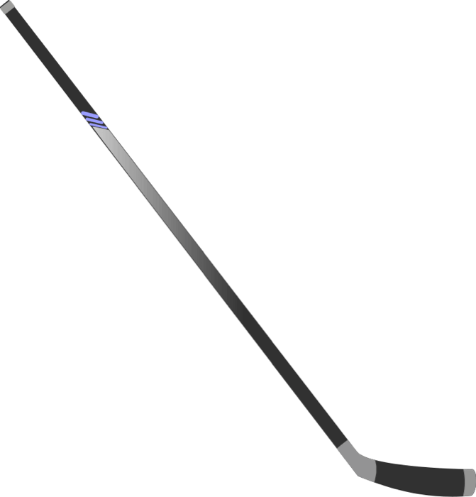 Crossed pool sticks png. Stick clipart stickers hockey