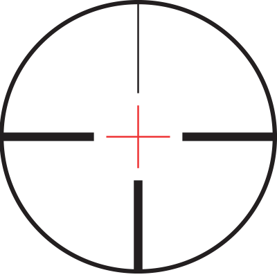 Crosshairs green png. Reticle overview ncstar com