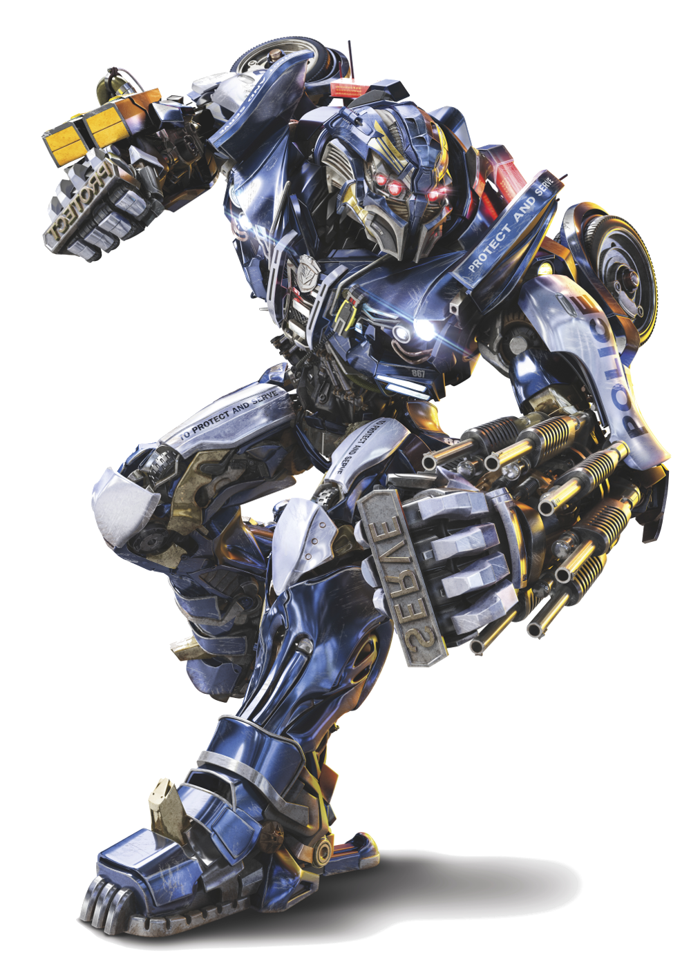 Crosshairs transformers png. Barricade cinematic universe wiki
