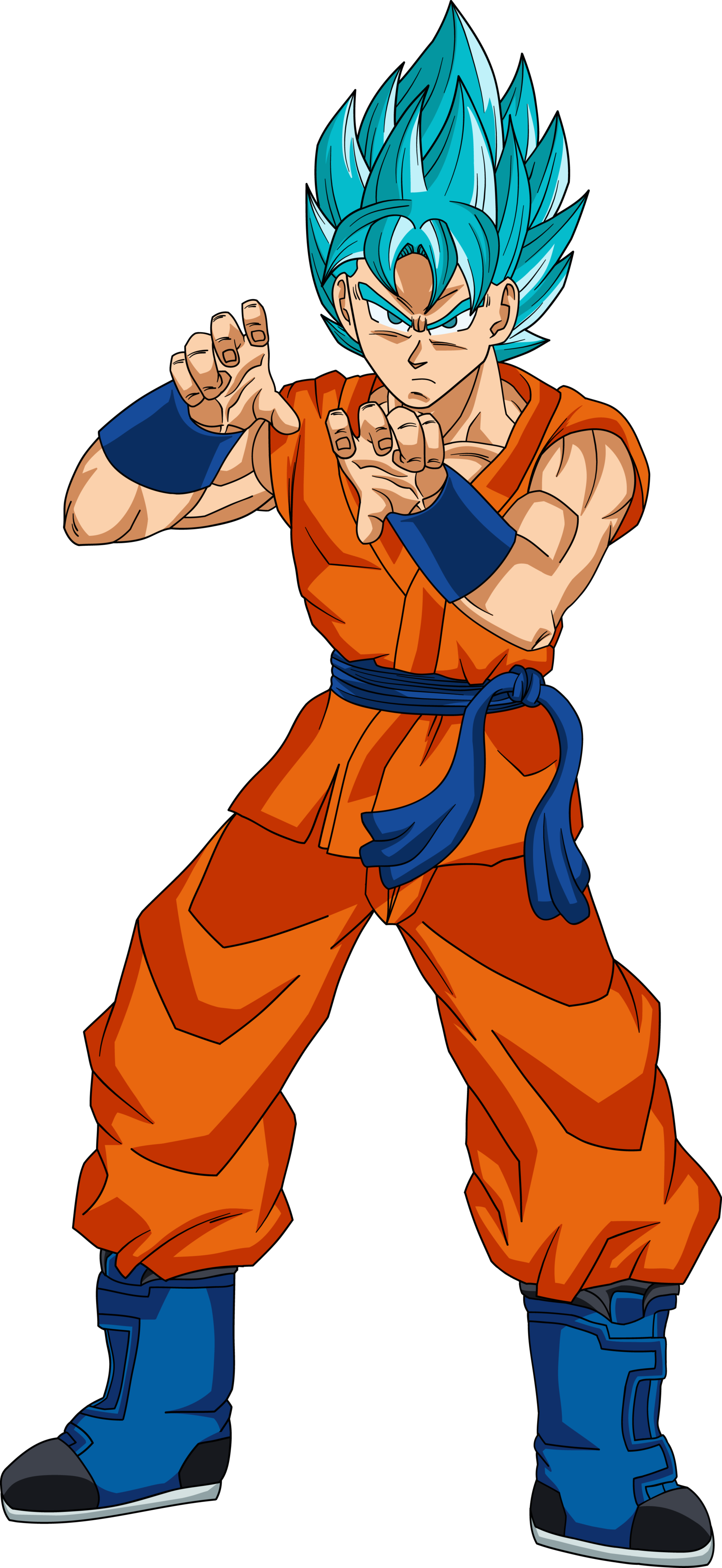Crouching Drawing Fighting Poses Transparent Png Clipart Free