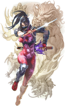 Kitana drawing painting. Taki soulcalibur wikipedia vipng