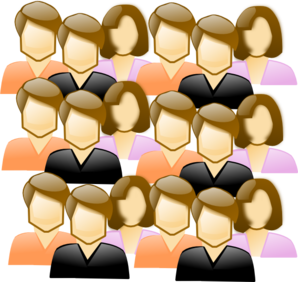 Crowd clipart croud. Free crowds cliparts download