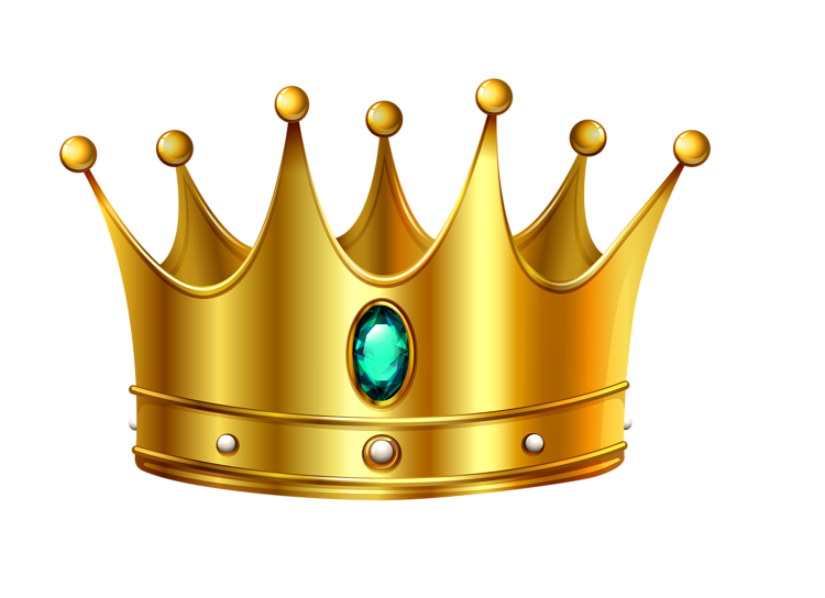 3% png crown