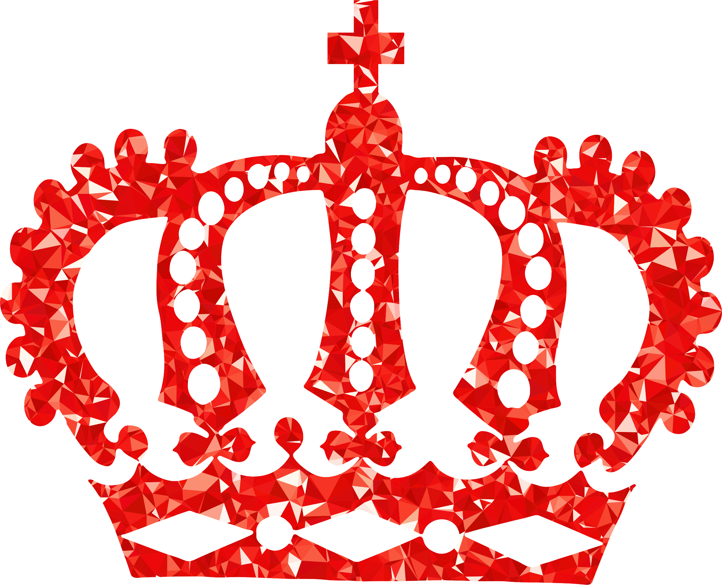 Ruby royal icons png. Crown clip colorful image download