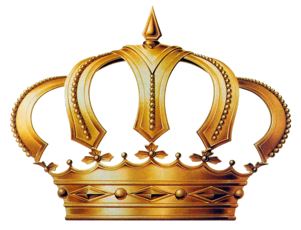 transparent crowns male