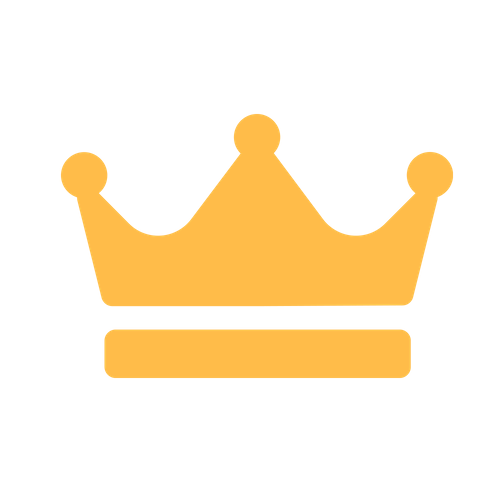 Crown clipart. King no background free