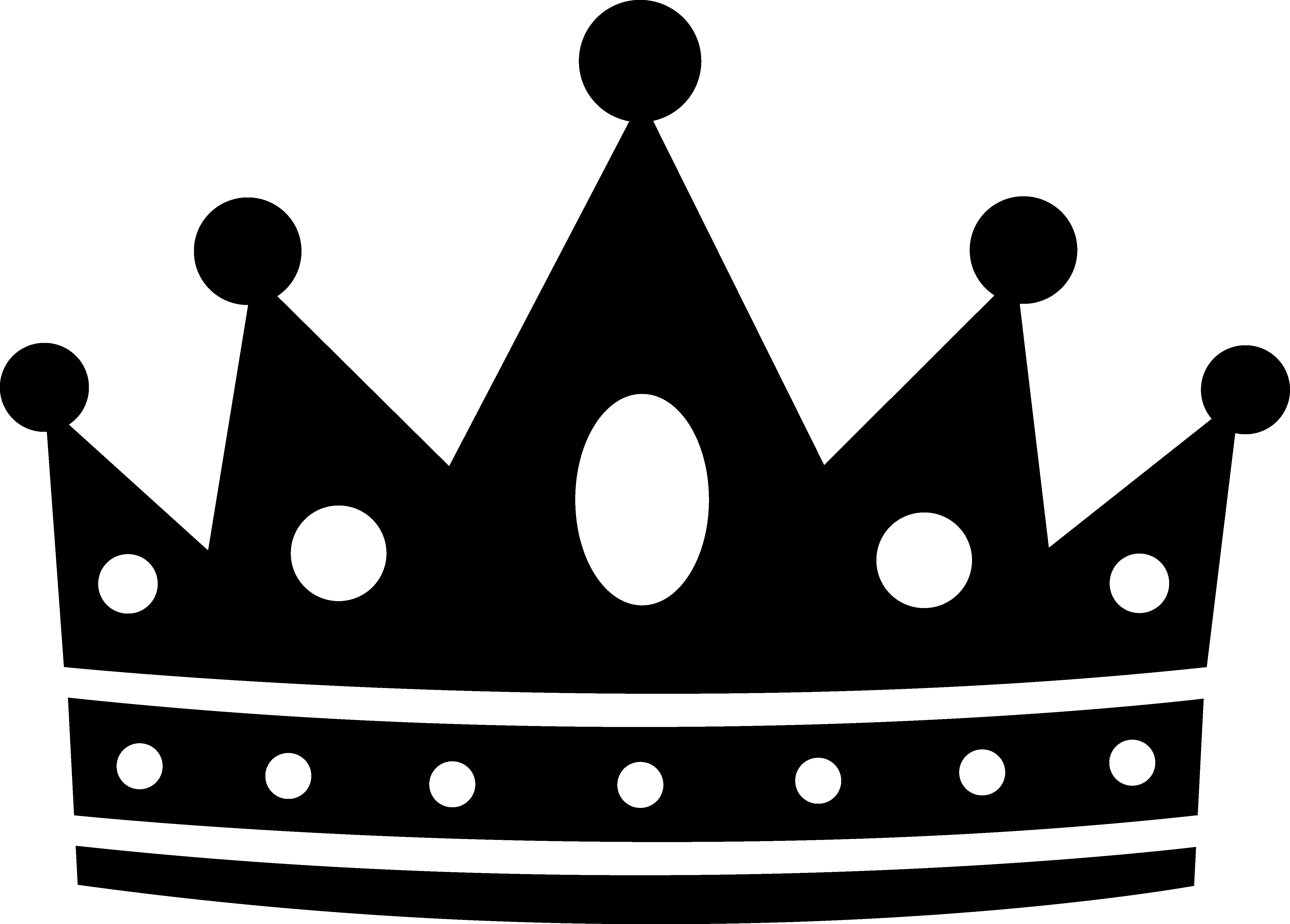 Fresh king gallery digital. Crown clipart picture black and white download