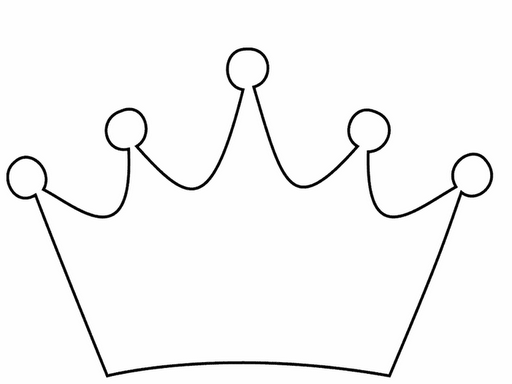 Crown clipart. Princess free image vector