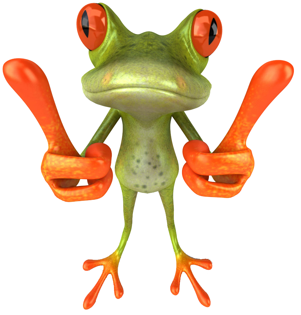 Crown clipart frog. Red eyed tree banner