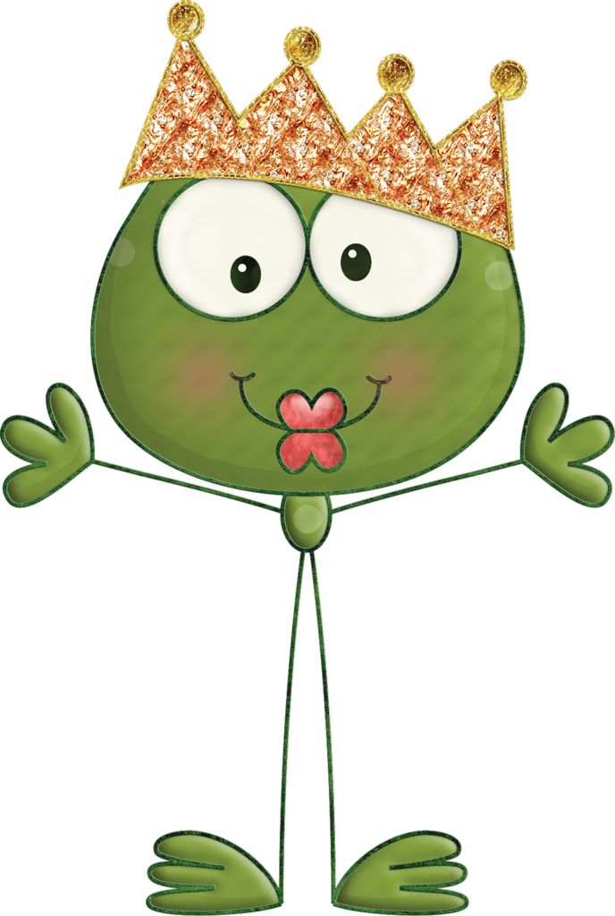 Crown clipart frog. Sd daretodream png clip