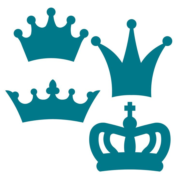 crown clipart printable