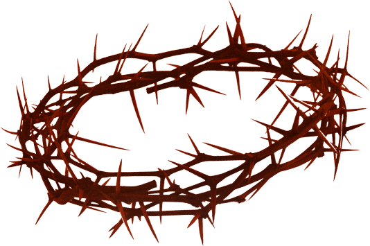 crown of thorns and crown png