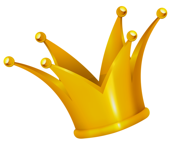 Gold crown vector png. Clipart picture clip arts