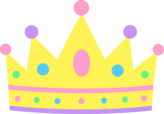 Crowns clipart yellow. Princess crown gallery by