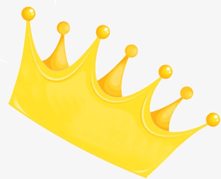 Crowns clipart yellow. Crown png image and
