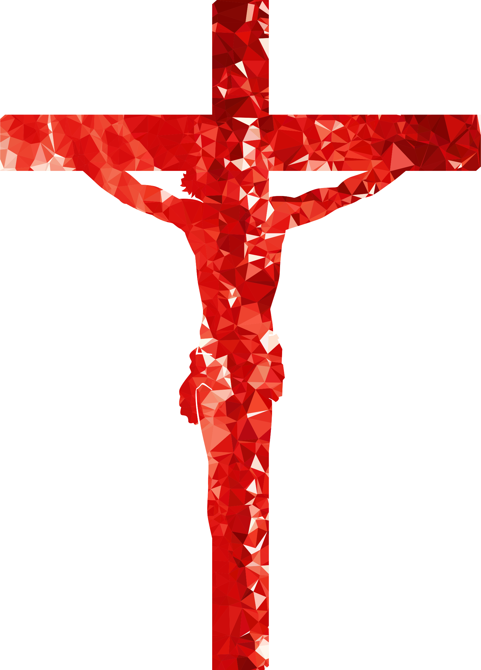 Crucifix clipart big cross. Ruby image png