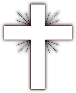 Crucifix clipart. Clip art at clker