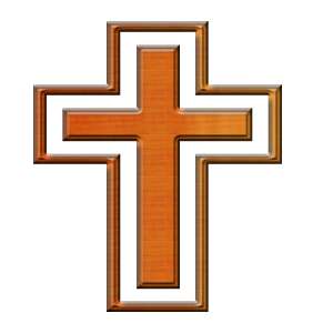 christian vector cross clipart