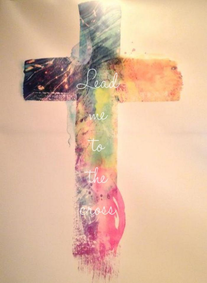 Crucifix clipart watercolor. Cross in faith pinterest