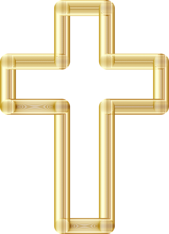Crucifix vector art. Christian cross catholicism christianity
