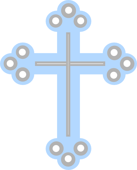 Crucifix vector baptism. Collection of free crossed