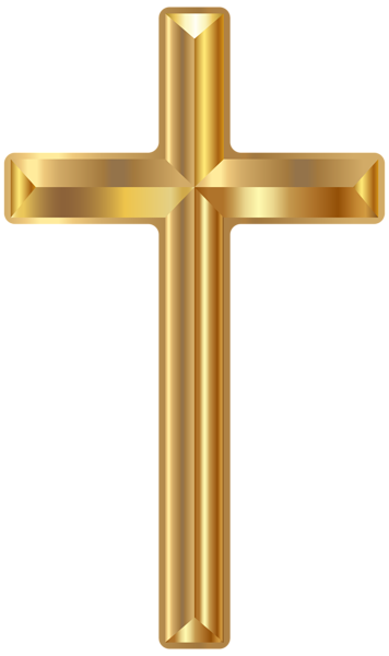 Crucifix vector distressed. Gold cross png transparent