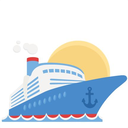 Cruise clipart large ship. Best cutouts images
