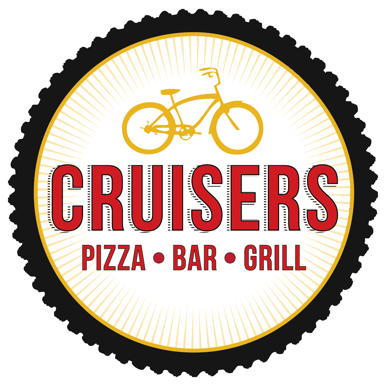 Bar and grill png. Cruisers pizza
