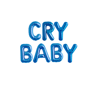 cry baby png