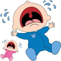 Cry clipart baby shower baby. Image result for free